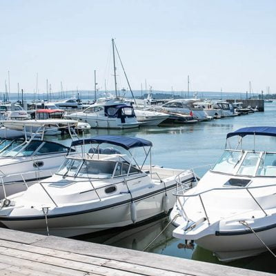 Lake Yard Marina & Moorings