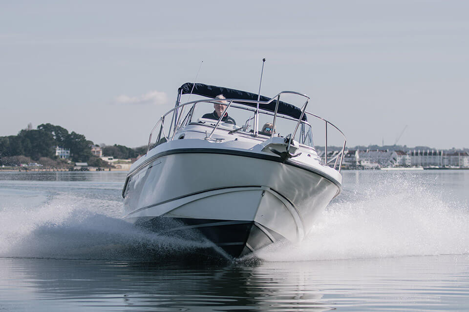 Lake Yard - The Home of Boston Whaler UK