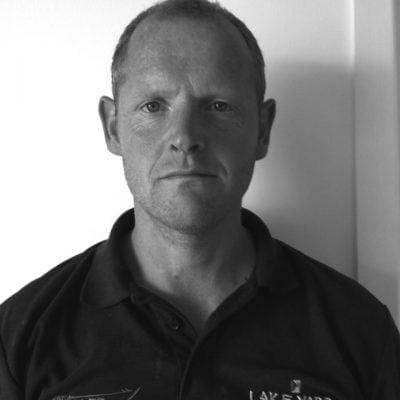 Dave Booth | Lake Yard | Boat Yard Manager