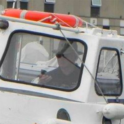 Pete Fricker | Lake Yard | Taxi Launch Bosun