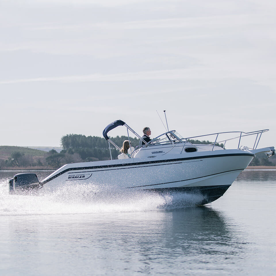 Lake Yard | The Home of Boston Whaler UK & Ireland