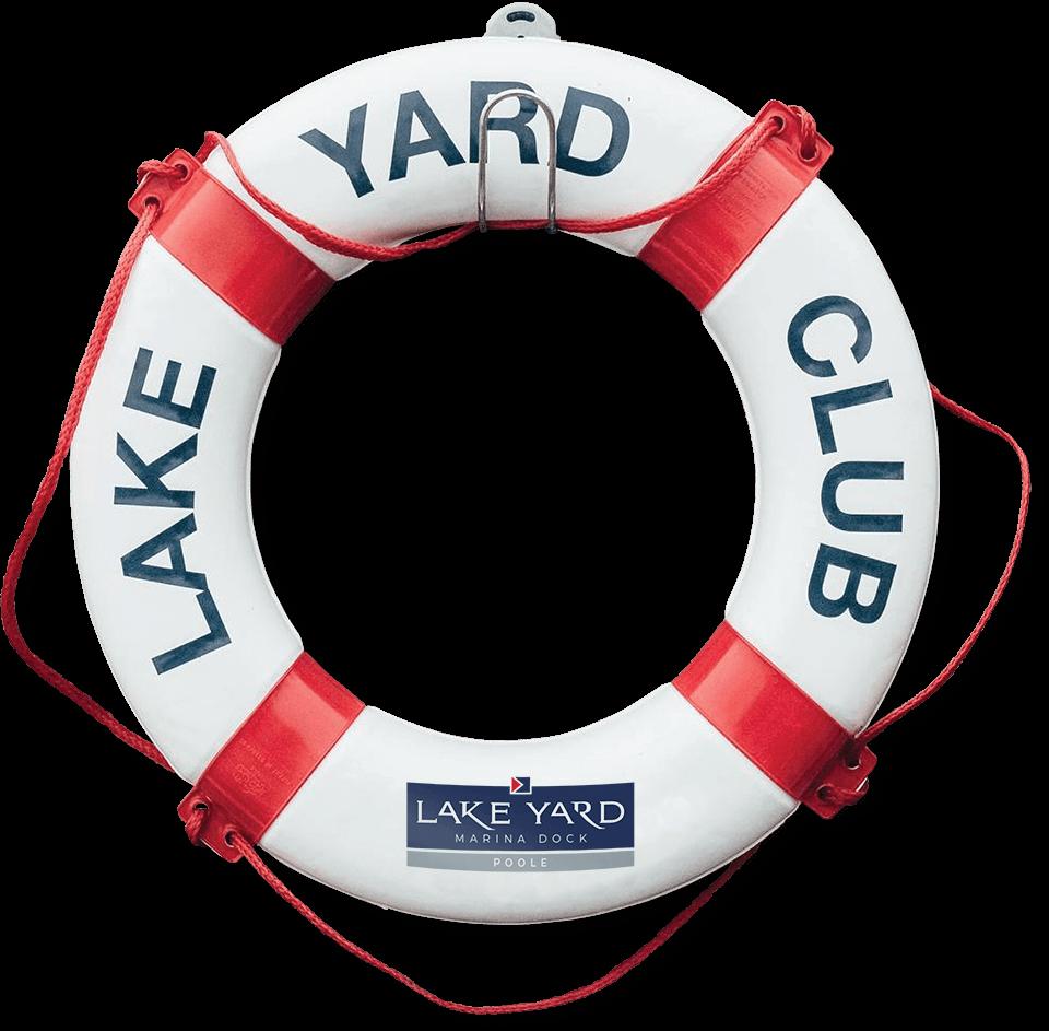 Lake Yard Club Buoy